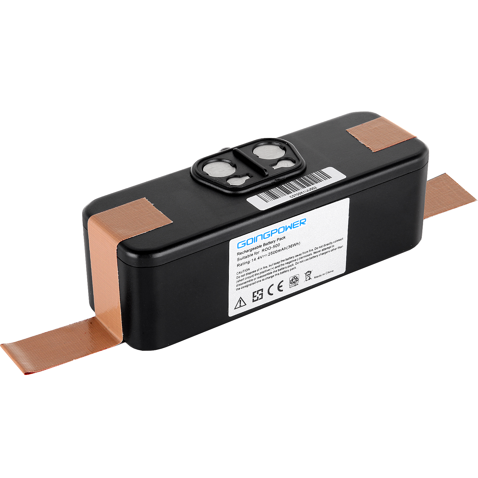 li ion high capacity battery for irobot roomba 500 600 700 800 series ebay. Black Bedroom Furniture Sets. Home Design Ideas